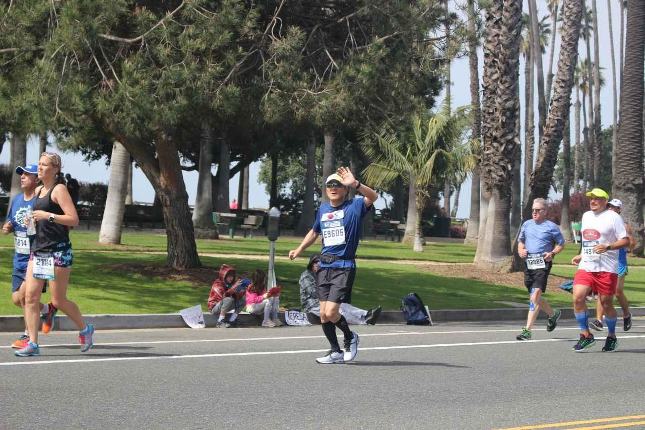 画像5: いよいよロサンゼルスマラソン当日