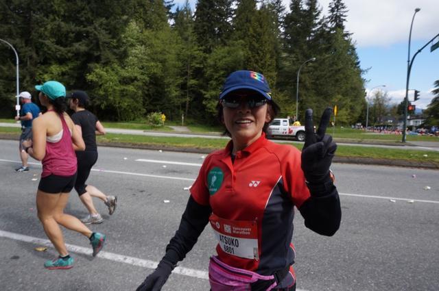 画像8: いよいよマラソン当日!フル・ハーフのスタートはビクトリアパーク