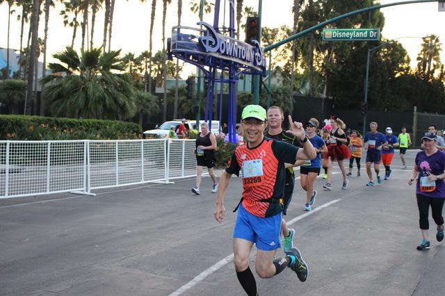 画像13: ディズニーランドハーフマラソンは、5キロ・10キロ・ハーフの3種目