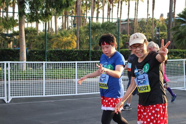 画像16: ディズニーランドハーフマラソンは、5キロ・10キロ・ハーフの3種目