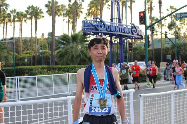 画像17: ディズニーランドハーフマラソンは、5キロ・10キロ・ハーフの3種目