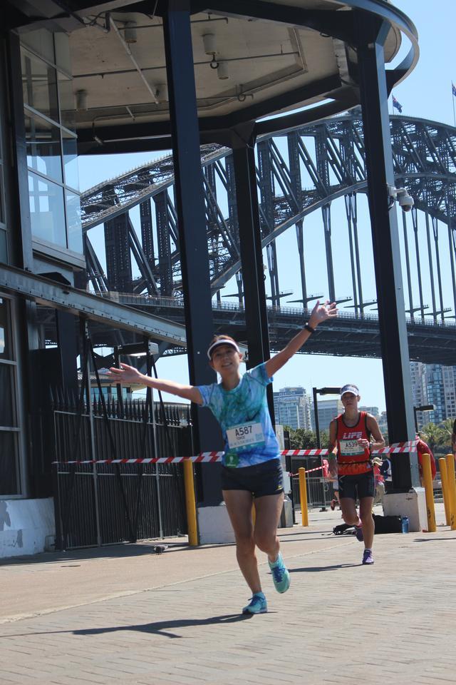 画像3: 【地球を走ろう!】シルバーウィークにぴったりのシティラン シドニーマラソンツアー 大会レポート