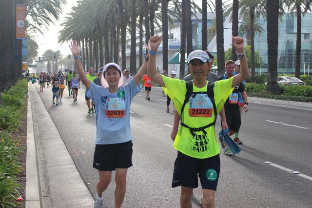 画像24: ディズニーランドハーフマラソンは、5キロ・10キロ・ハーフの3種目