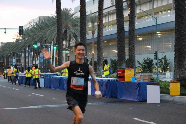 画像21: ディズニーランドハーフマラソンは、5キロ・10キロ・ハーフの3種目