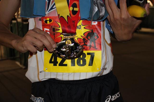 画像10: ディズニーランドハーフマラソンは、5キロ・10キロ・ハーフの3種目