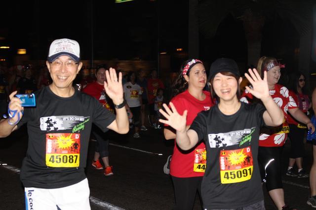 画像8: ディズニーランドハーフマラソンは、5キロ・10キロ・ハーフの3種目