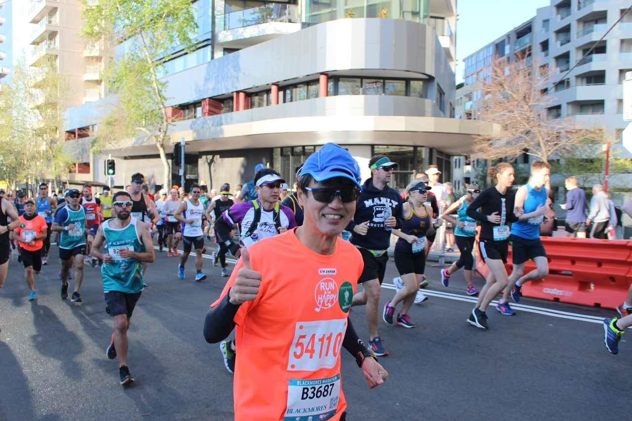 画像3: 続いてフルマラソンスタート!!