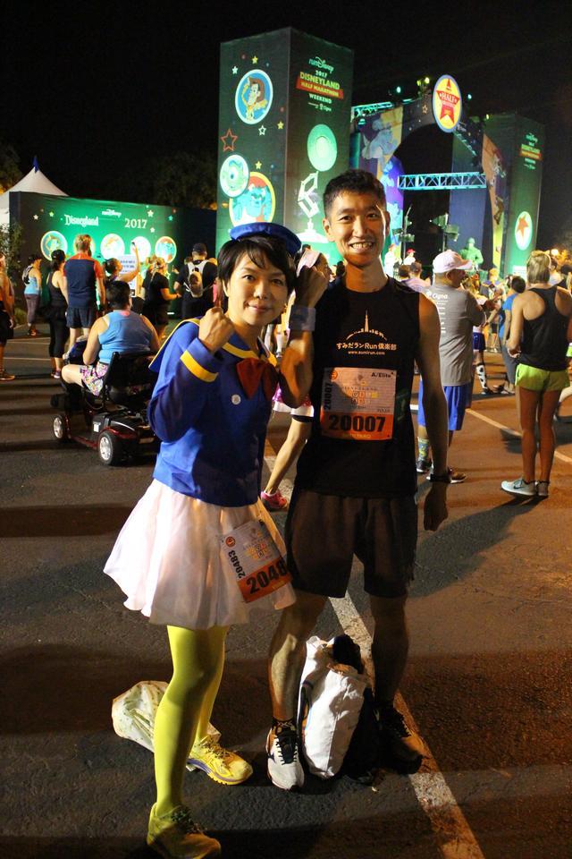 画像18: ディズニーランドハーフマラソンは、5キロ・10キロ・ハーフの3種目