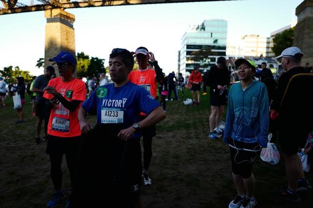 画像3: いよいよ9月17日 シドニーマラソン当日