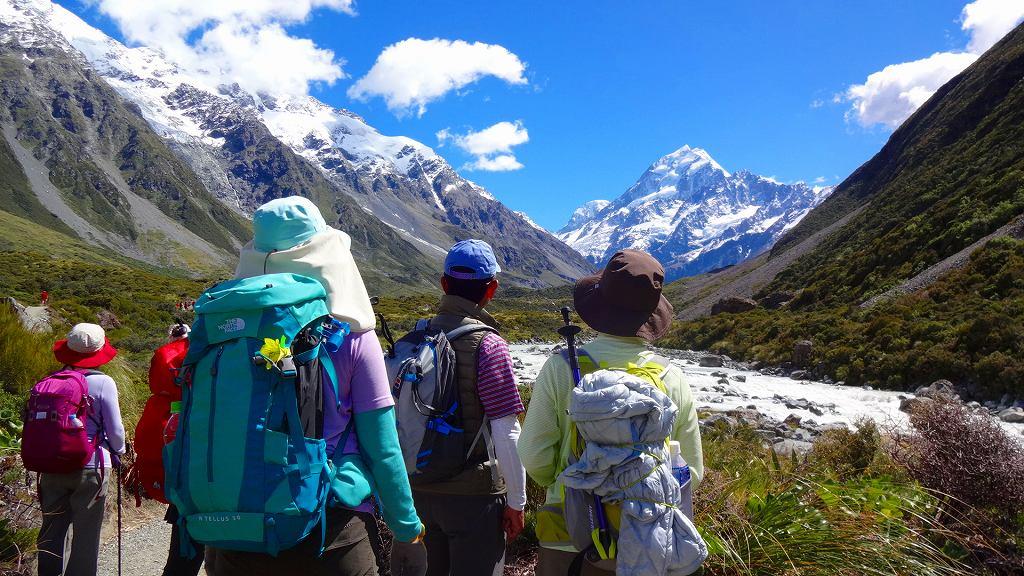 画像: 【26718】<ハイキング入門>『一筆書きで巡る ニュージーランド南北ハイライトハイキング8日間』 往復直行便(成田~オークランド) 11/22発催行決定|クラブツーリズム