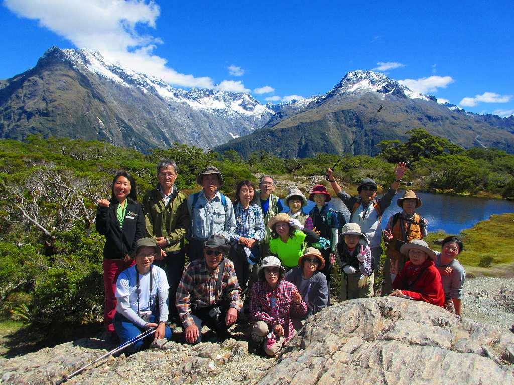 画像: 【26719】<ハイキング中級>『ニュージーランド南北縦断 たっぷりハイキング 10日間』 2つの世界遺産の国立公園内ホテルに2連泊 12/14発催行決定|クラブツーリズム