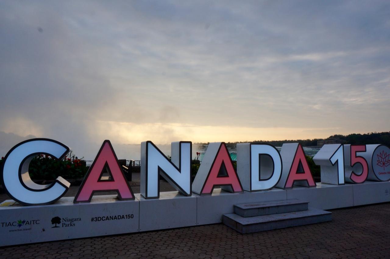 画像1: 今年はカナダ建国150周年記念の年
