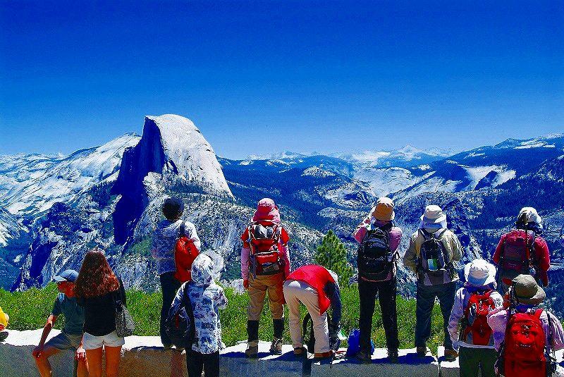 画像: 【26717】<ハイク初級>『アメリカ国立公園 グランドサークル絶景ハイキング+世界遺産ヨセミテ国立公園11日間』歩けば驚きと感動がちがう!/バス1人2席利用(空港送迎除く)|クラブツーリズム