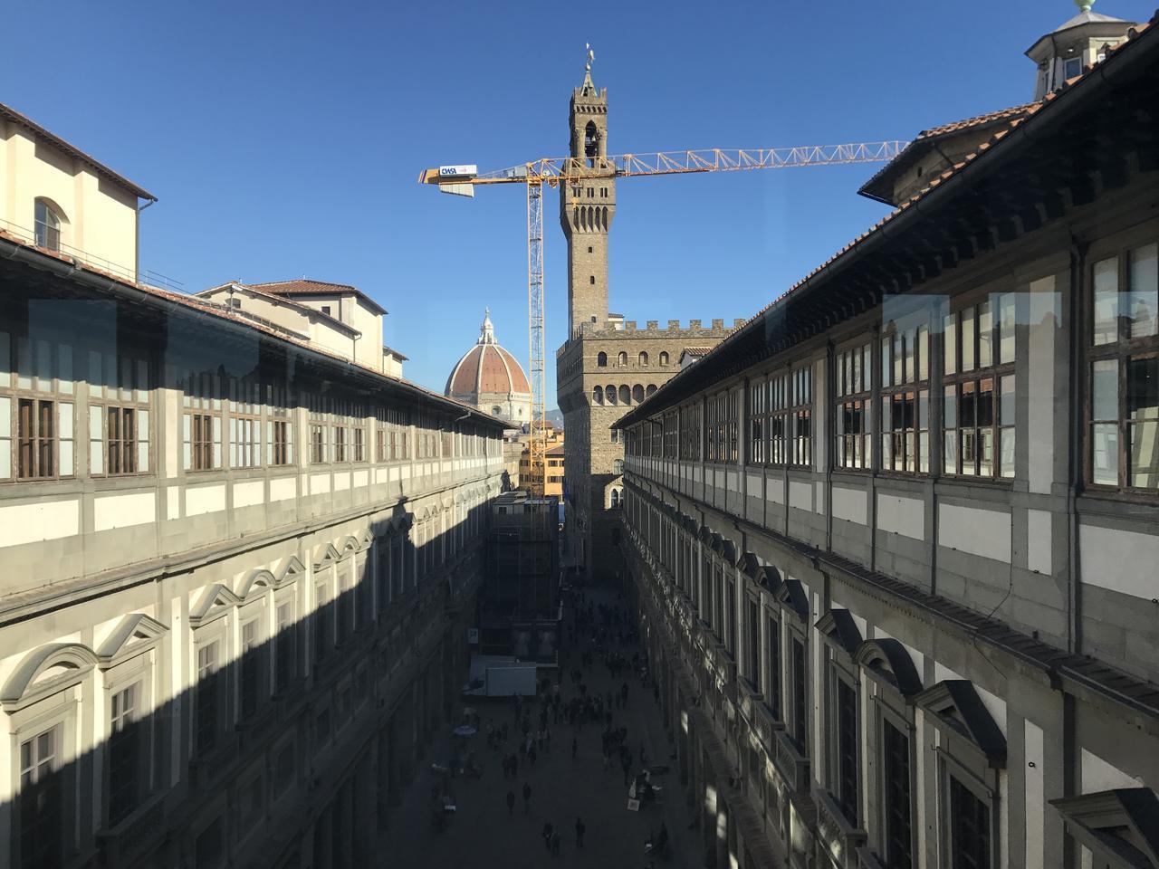 画像5: 翌日は帰国の方々とお別れし、 ボローニャ、フィレンツェ、ローマ観光に向かいました。