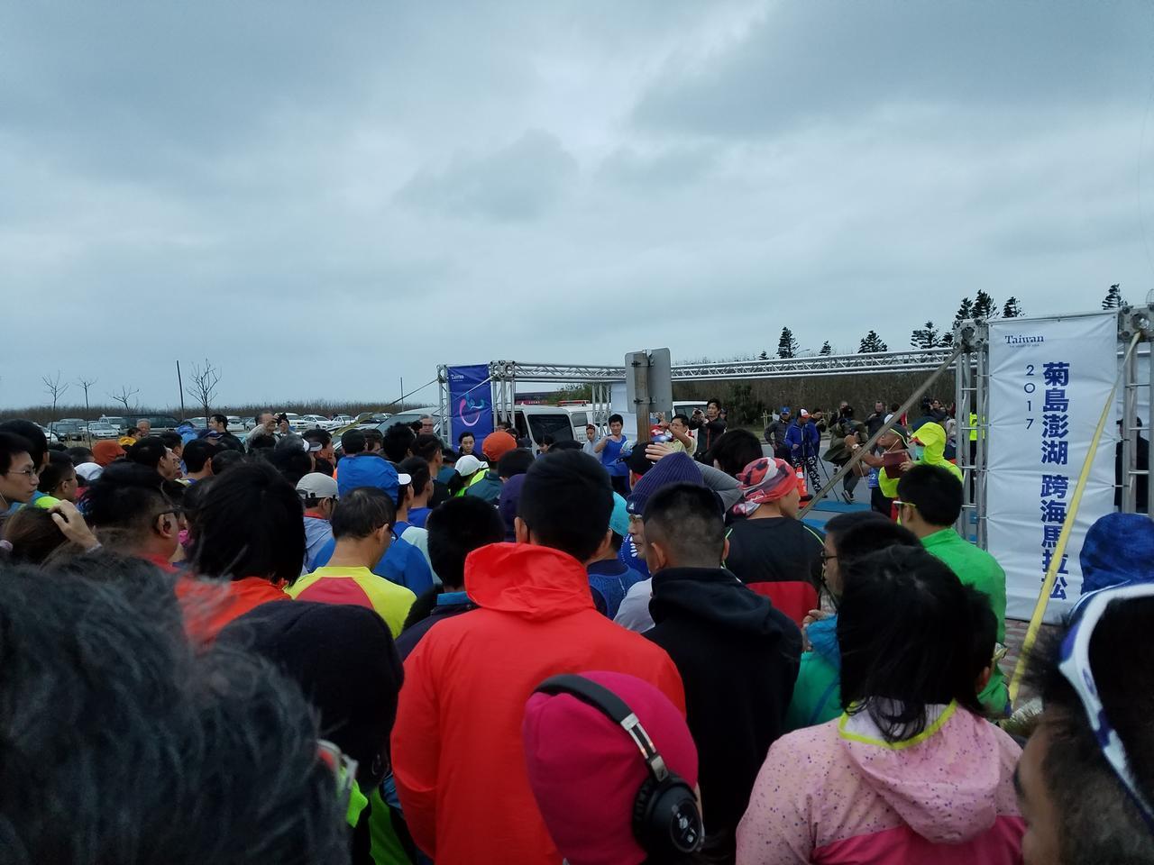 画像6: 【地球を走ろう】「台湾のハワイ」、「風の島」を駆け抜ける! 走ってきました!2017台湾・菊島澎湖離島横断マラソン