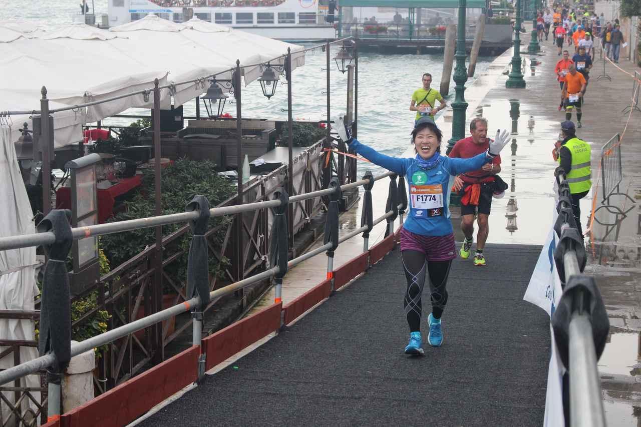 画像11: いよいよベニスマラソンスタート