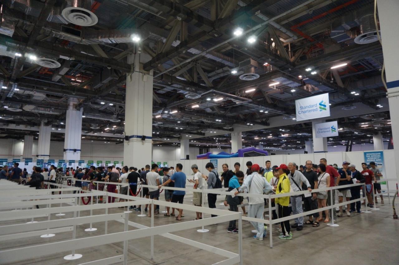 画像2: 【地球を走ろう】ガーデンシティをめぐる人気大会! シンガポールマラソンツアー 大会レポート