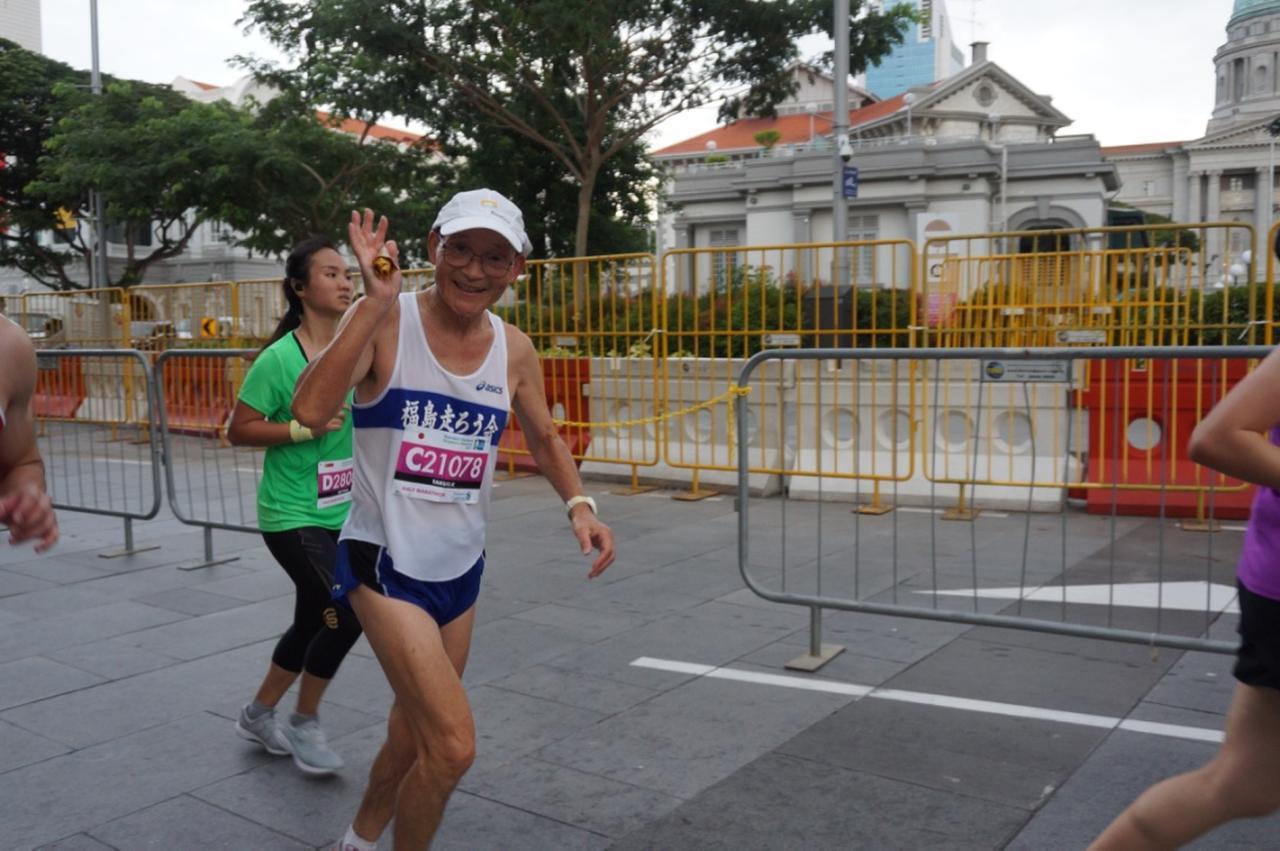 画像9: 【地球を走ろう】ガーデンシティをめぐる人気大会! シンガポールマラソンツアー 大会レポート