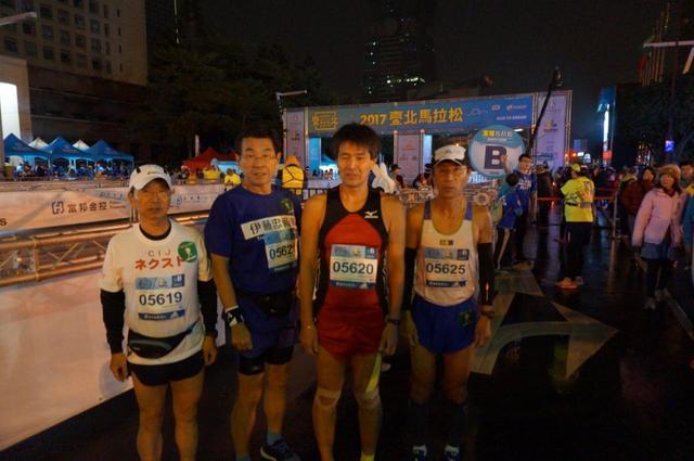 画像4: 【地球を走ろう】リピーター多数!走りやすい高速コース 台北マラソンツアー 大会レポート