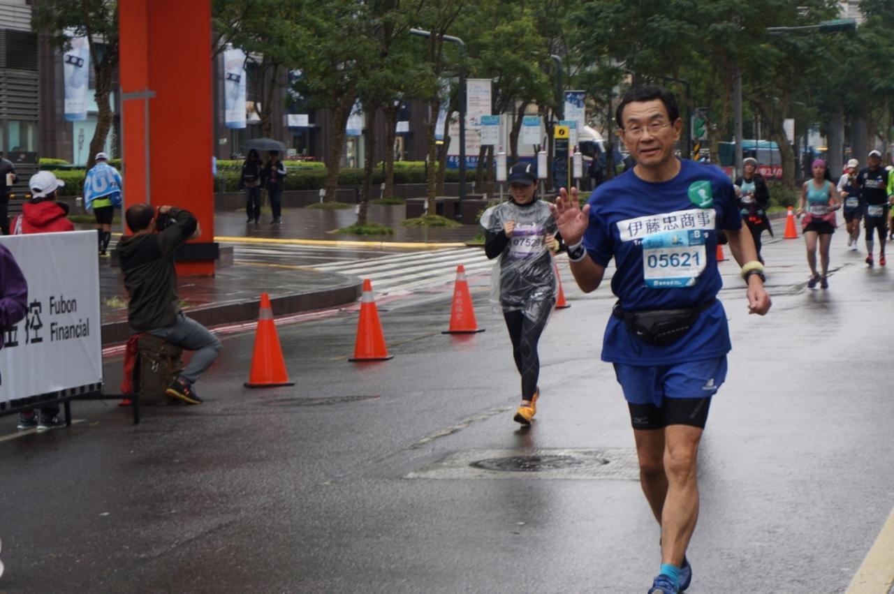 画像12: 【地球を走ろう】リピーター多数!走りやすい高速コース 台北マラソンツアー 大会レポート
