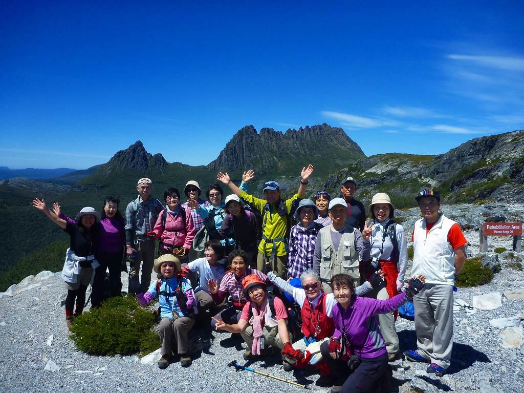 画像: <ハイク初級>『クレイドルマウンテンロッジ3連泊 タスマニア島ゆったりハイキング 8日間』 独自の大自然を満喫 3/12発催行決定!|クラブツーリズム