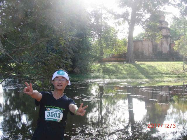 画像15: 【地球を走ろう】世界遺産を走る!チャリティーマラソン  アンコールワット国際ハーフマラソン レポート