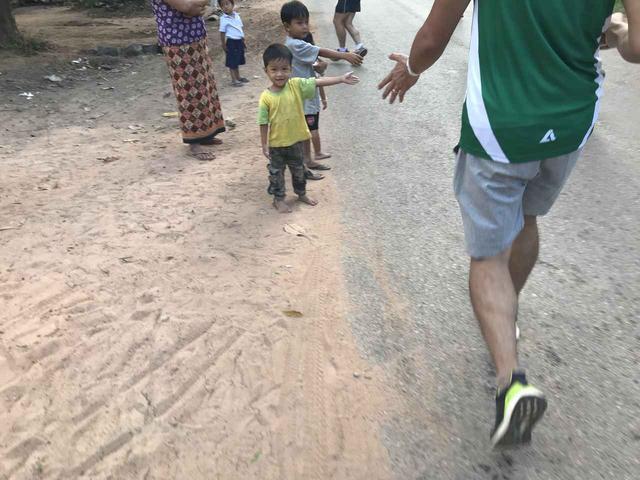 画像17: 【地球を走ろう】世界遺産を走る!チャリティーマラソン  アンコールワット国際ハーフマラソン レポート
