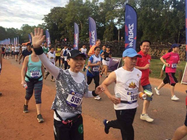 画像10: 【地球を走ろう】世界遺産を走る!チャリティーマラソン  アンコールワット国際ハーフマラソン レポート
