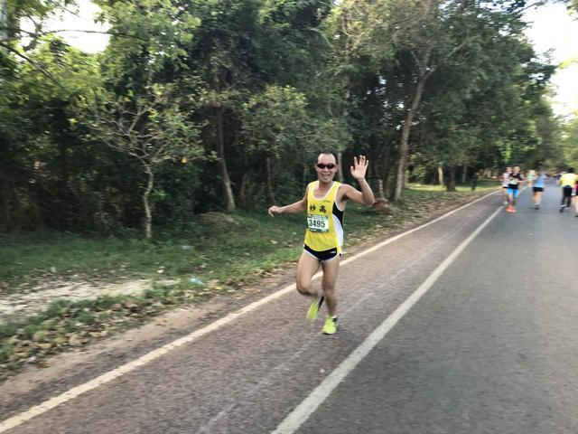 画像18: 【地球を走ろう】世界遺産を走る!チャリティーマラソン  アンコールワット国際ハーフマラソン レポート