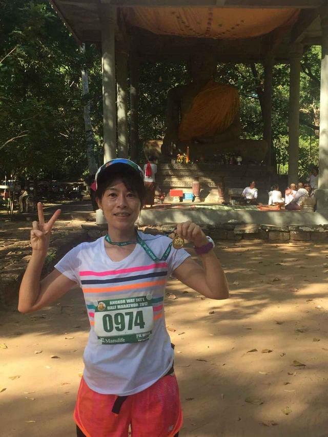 画像29: 【地球を走ろう】世界遺産を走る!チャリティーマラソン  アンコールワット国際ハーフマラソン レポート