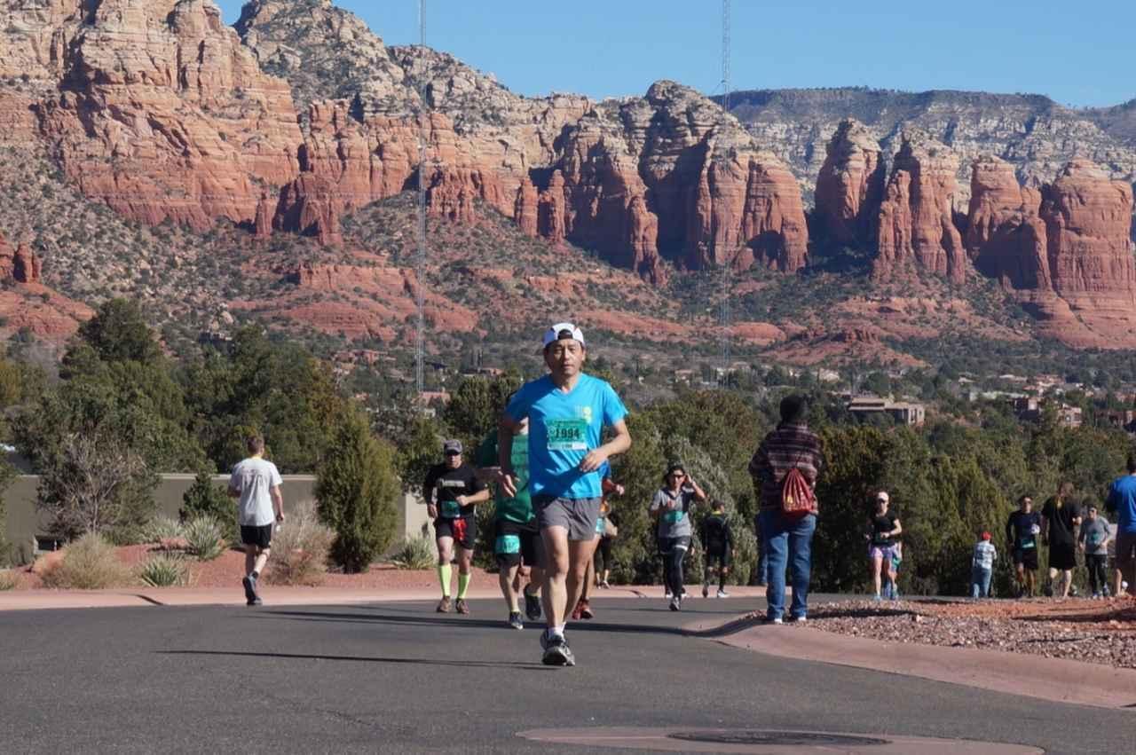 画像10: 【地球を走ろう】赤土のパワースポット セドナマラソン アメリカのグランドサークルも楽しむ ツアーレポート