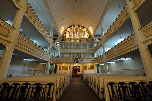 画像: アルンシュタット/バッハ教会