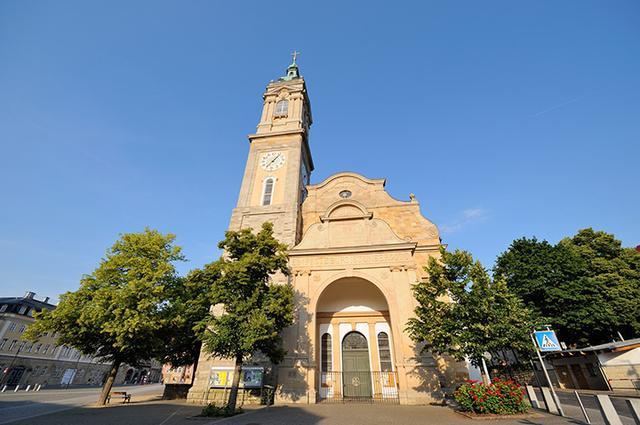 画像: 聖ゲオルク教会