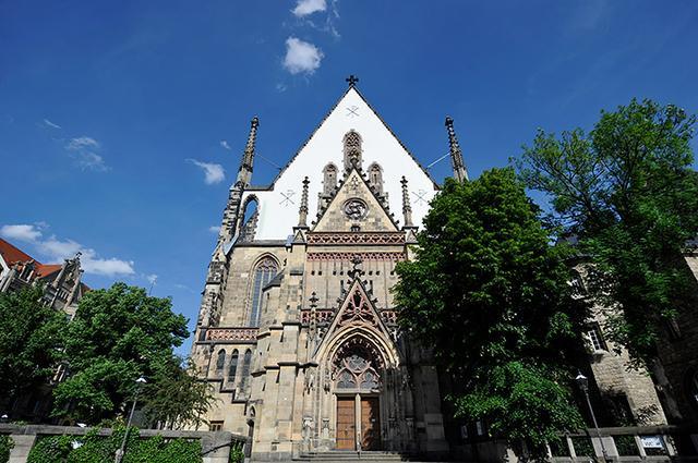 画像: ライプツィヒ/聖トーマス教会