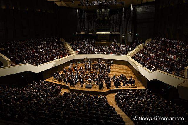 画像: ゲヴァントハウス管弦楽団演奏会