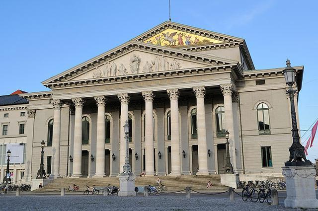 画像: ミュンヘン/バイエルン国立歌劇場