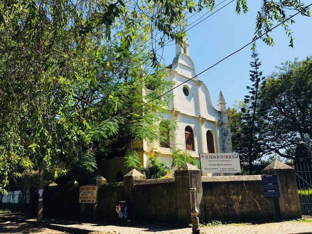 画像: 冒険家ヴァスコ・ダ・ガマゆかりの聖フランチェスコ教会