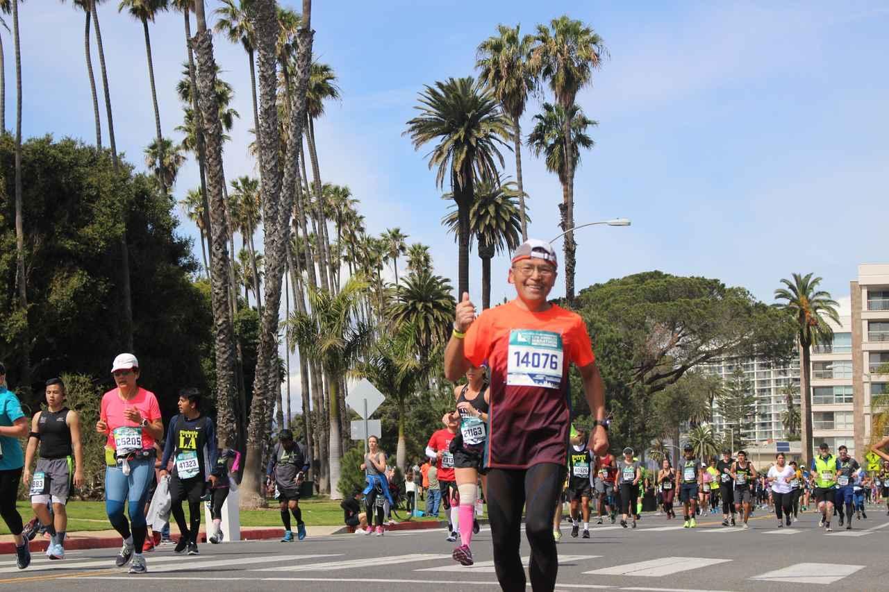 画像22: 【地球を走ろう】スタートはドジャースタジアム。LAを駆け巡る観光コース ロサンゼルスマラソン大会レポート