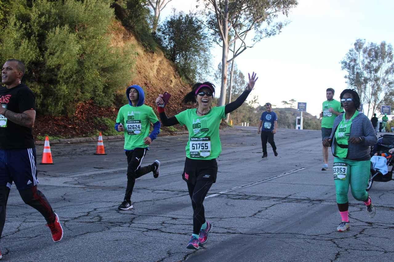 画像9: 【地球を走ろう】スタートはドジャースタジアム。LAを駆け巡る観光コース ロサンゼルスマラソン大会レポート