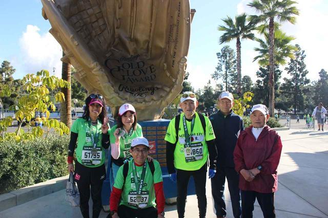 画像11: 【地球を走ろう】スタートはドジャースタジアム。LAを駆け巡る観光コース ロサンゼルスマラソン大会レポート