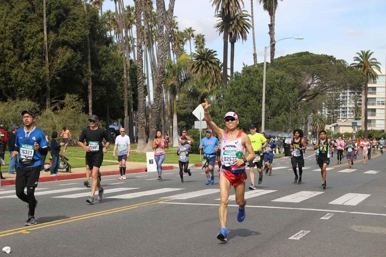 画像20: 【地球を走ろう】スタートはドジャースタジアム。LAを駆け巡る観光コース ロサンゼルスマラソン大会レポート