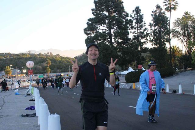 画像17: 【地球を走ろう】スタートはドジャースタジアム。LAを駆け巡る観光コース ロサンゼルスマラソン大会レポート