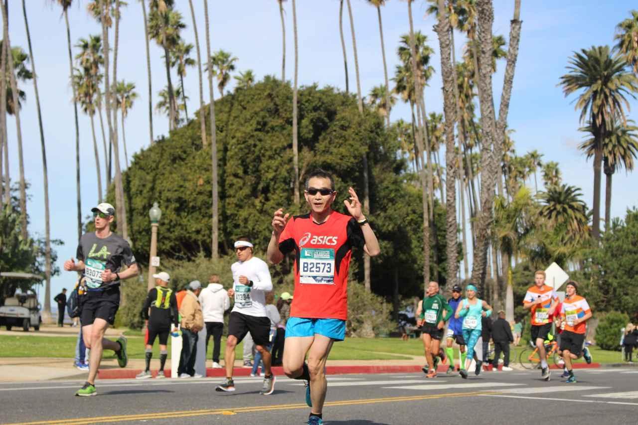 画像19: 【地球を走ろう】スタートはドジャースタジアム。LAを駆け巡る観光コース ロサンゼルスマラソン大会レポート