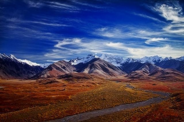 画像: デナリ国立公園