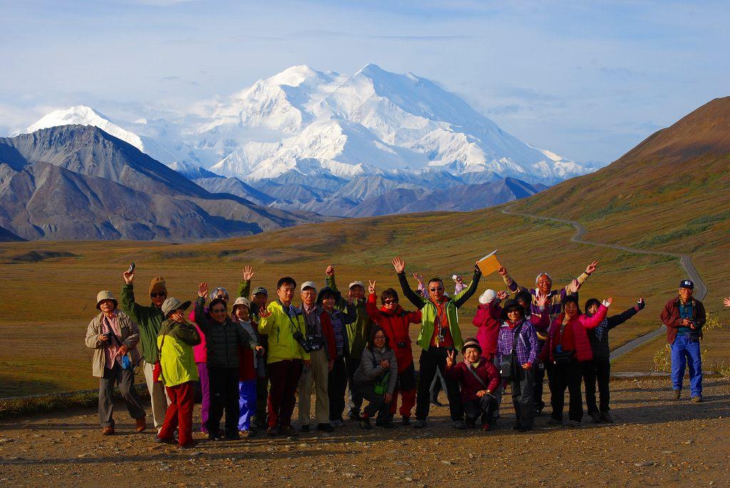 画像: <ハイク初級>【JALチャーター便・らくらくシート利用】『カトマイ&デナリ国立公園と秋のアラスカハイキング 7日間』 2回のオーロラ観測!値下げしました!|クラブツーリズム