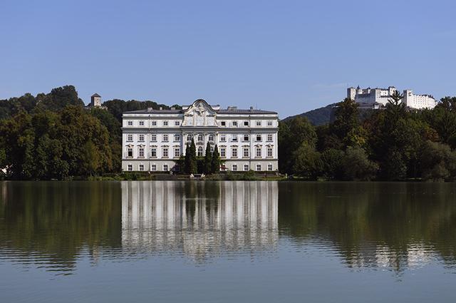 画像: レオポルツクローン宮殿