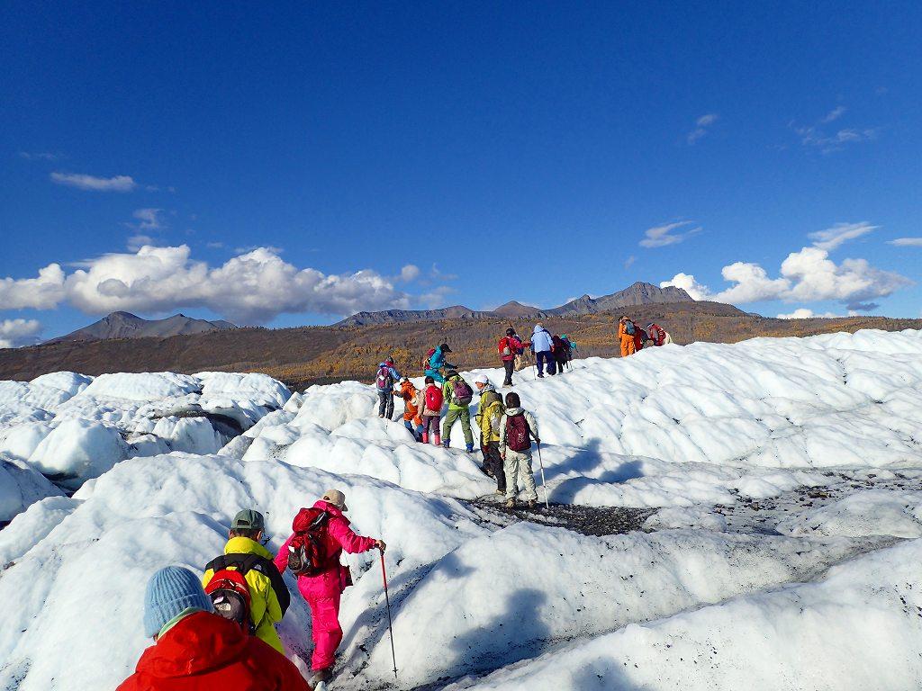 画像: <ハイク初級>【JALチャーター便・エコノミープレミアムクラス利用】『カトマイ&デナリ国立公園と秋のアラスカハイキング 7日間』催行決定!値下げしました!|クラブツーリズム