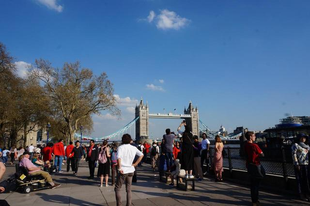 画像5: マラソンコースの下見と観光へ