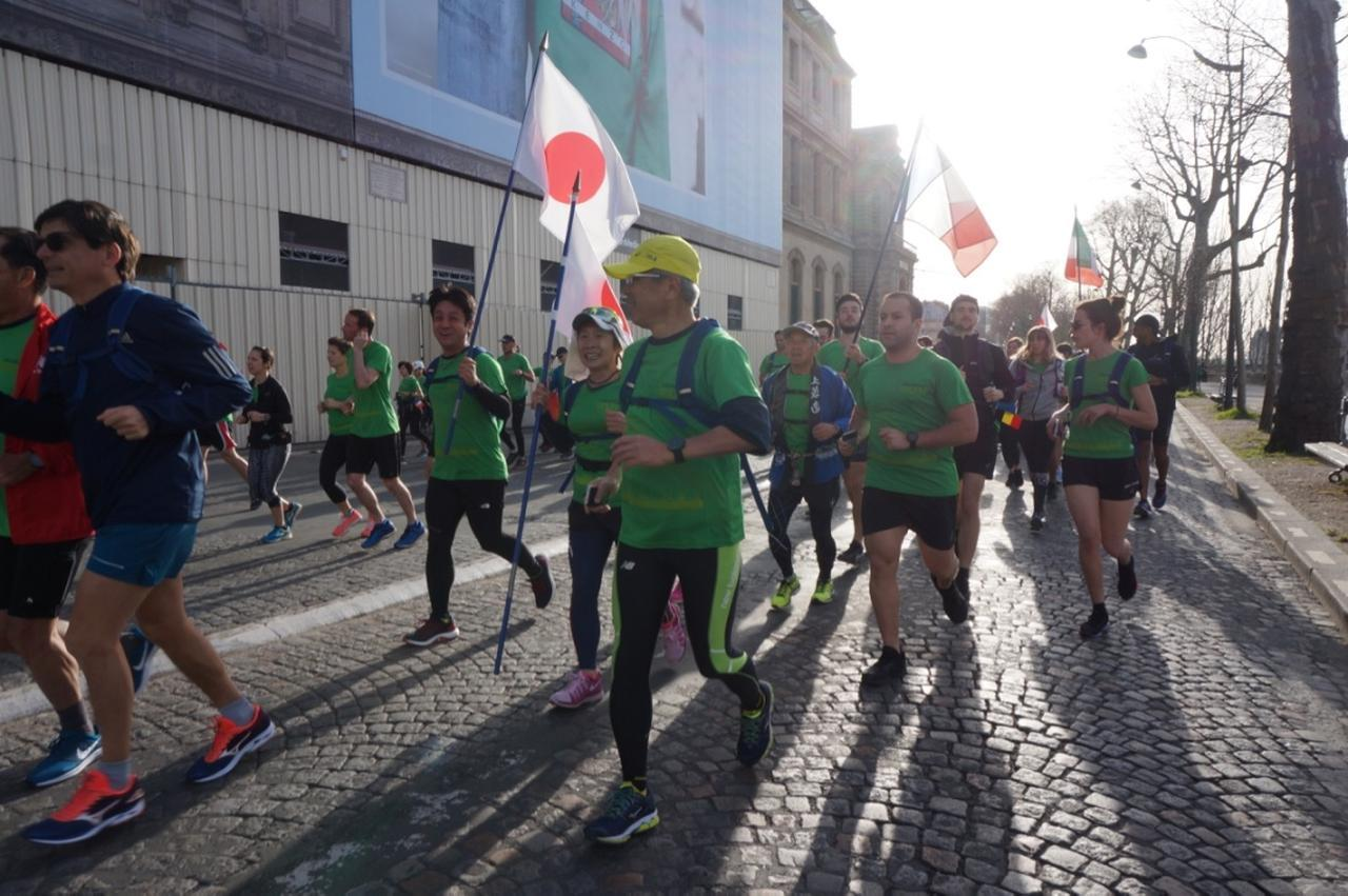 画像8: 【地球を走ろう!】華の都パリと世界遺産モンサンミッシェル パリマラソンツアー ツアーレポート