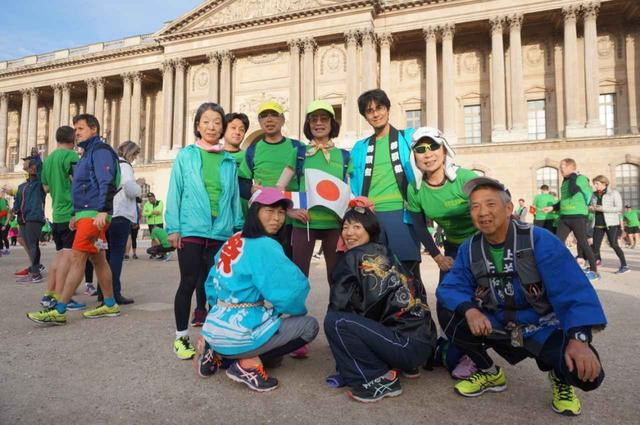 画像6: 【地球を走ろう!】華の都パリと世界遺産モンサンミッシェル パリマラソンツアー ツアーレポート